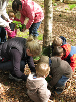 fun outdoor classes for children in Aberdeenshire